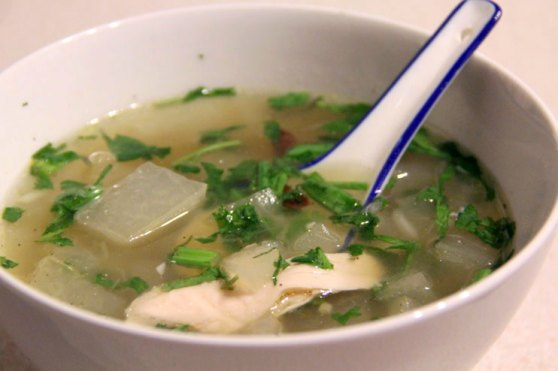 Winter melon soup | Foodiologie
