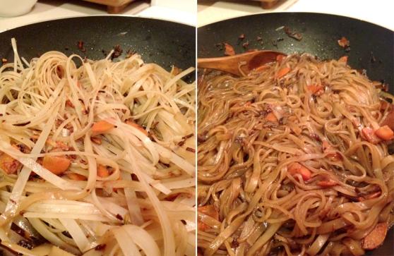 Noodles-fry